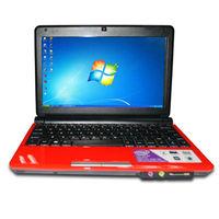 10.1 inch intel atom Dual core D2500 mini cheap laptop computer laptos in China