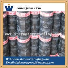 Purifier foil SBS Elastic Modified Bituminous Waterproof Membrane low temp