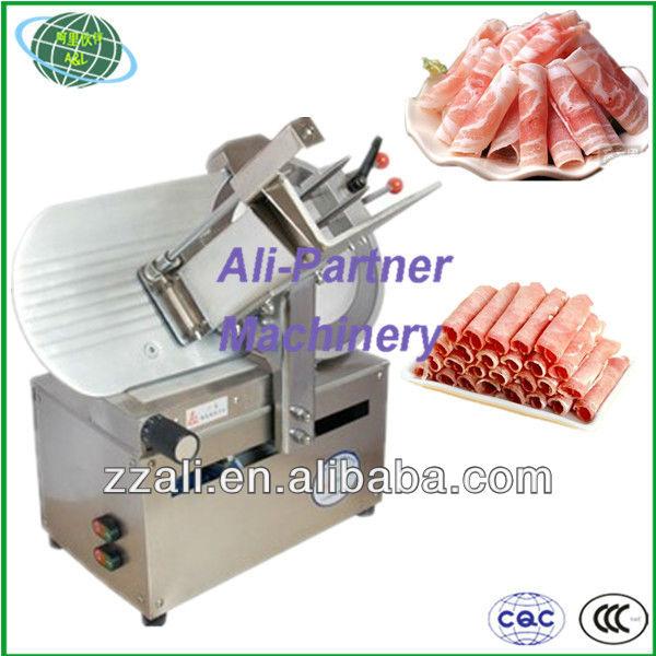 Best choice frozen mutton cutitng machine