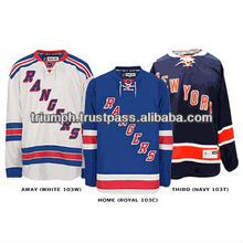 new york rangers hockey jerssey
