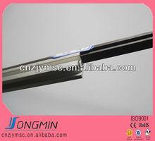 extrusion shower door seal magnetic strip