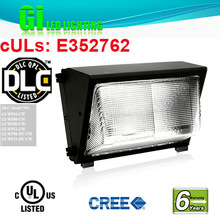 Wall Packs LED 120w hot new products for 2014 DLC UL CUL listed