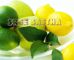 Fresh Lemon (Citrus Fruit)
