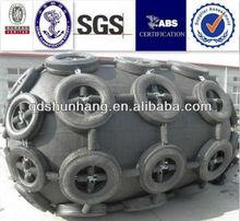Inflatable rubber ship yokohama fender cone fender