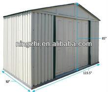 outdoor sports equipment storage
