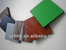 Postforming compact laminate