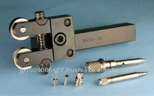 Knurling tool holder Japanese brand