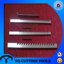 HSS DIN6885 JS9 10mm Push Type Keyway Broach with Shim