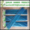 de bambú decorativo floral palos para la artesanía