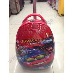 Plastic Kids Trolley School Bag