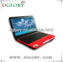 """DG-NB1002 10.2"""" lap/top/netbook/notebook Intel core D2500 Windows7 OS 1024*600 1G/160G"""