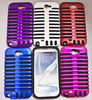 Rib cases for Galaxy Note 2 all colors