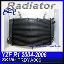 Radiator For Motorcycle For YAMAHA YZF R1 04-06 FRDYA006