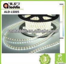 Dimmable 220V led flexible strip light waterproof