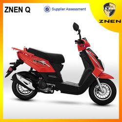 ZNEN 50CC 125CC 150CC eec dot gas scooters for sale ZN50QT-11D