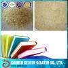 Technical gelatin for book binding/industrial grade pig skin gelatin