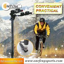 Ball Mounted Bike Rack/2 Bike Carrier