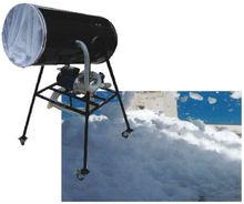 Party decoration 1200W foam machine