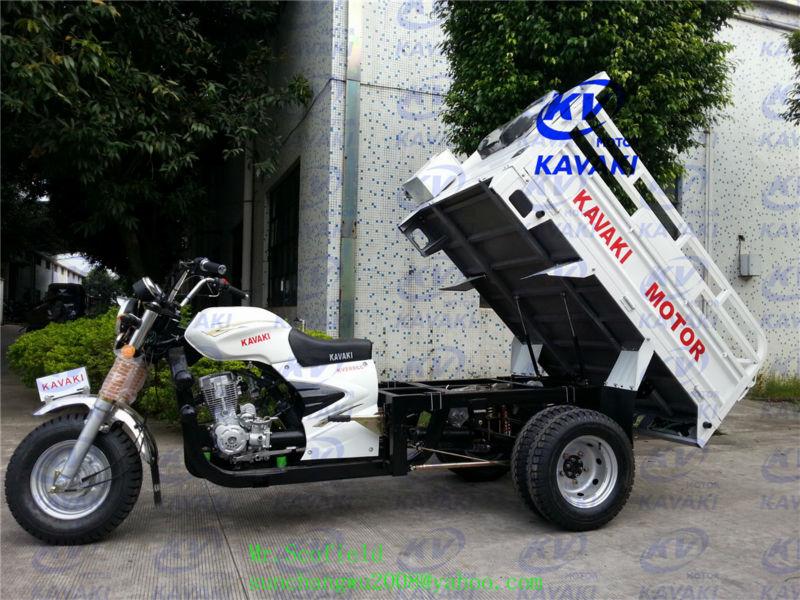 Max load 5 wheel motorcycle