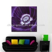 2014 Popular Handmade Flower Oil Painting In Low Price