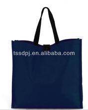 TS top sale canvas shoulder bag, canvas cotton shopping bag