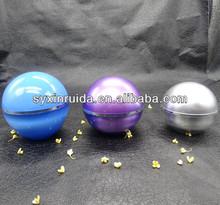 palla acrilico vasetti di cosmetici con tutte le dimensioni