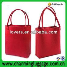 Felt shopping bag/felt bag/felt bag organizer