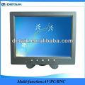 Migliore dtk-0828c 8,4 pollici piccolo monitor bnc mini monitor bnc