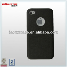 40% price off synthetic leather case for iphone 4 phone accessories
