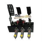 Car 0.75'' Cylinder Universal Racing Hydraulic Pedal Kit