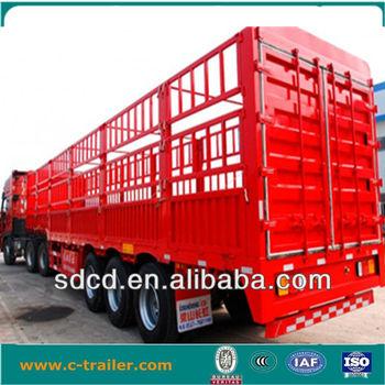 cargo semi trailer / fence semi trailer