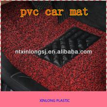 antiskid car floor carpet mat
