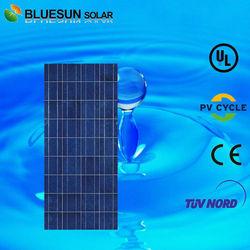tuv polycrystalline solar panel 140w