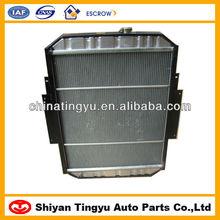 Shiyan aluminium radiator for dongfeng truck engine F82 [ENGINE RADIATOR]