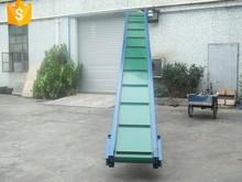 500KG PVC Belt Conveyor Machine, Industrial Waste Sorting Belt Conveyor