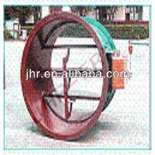 HAVC Round Smoke exhaust valve electric air damper