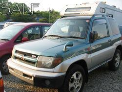Mitsubishi Pajero GDi Pick up (808310 PETROL)