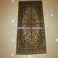 tree of life silk carpet