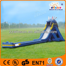 2014 Top Sale High Quality inflatable water slides wholesale