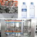 completamente automática de agua mineral de la planta