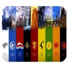 Custom Blank Mouse Pad , Custom Printed Rubber Mouse pad ,Mouse Pad Wholesale