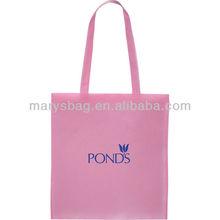80-gram non woven polypropylene tote bag with double 26' handles