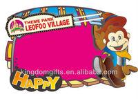2013 New Design Soft PVC Photo Frame