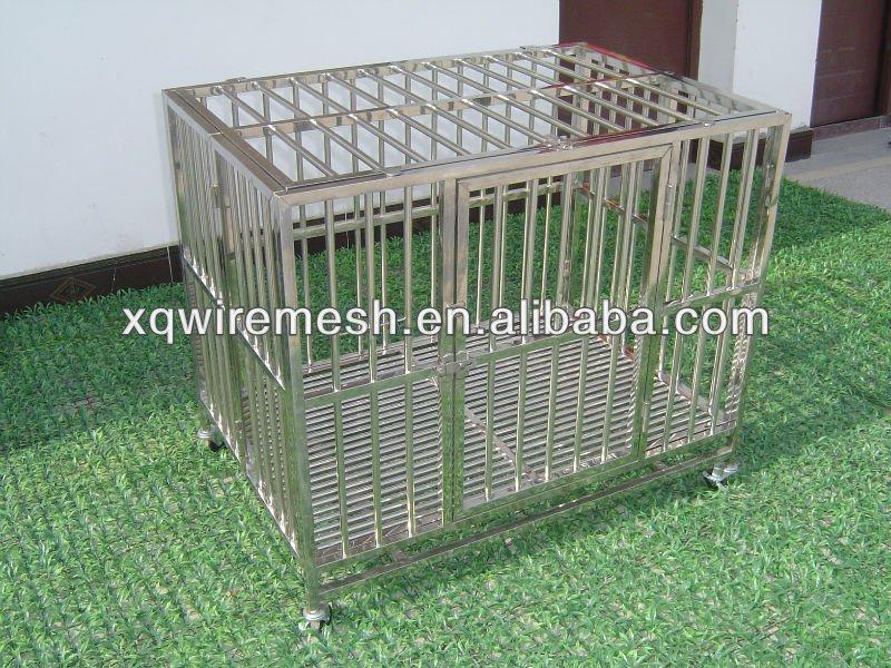 welded dog cage/aluminum dog cage for Europe
