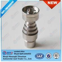 domeless gr2 titanium nail smoking accessories
