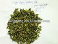 Seca verde pimiento de la cosecha 2013 9 x 9 mm dulce pimienta