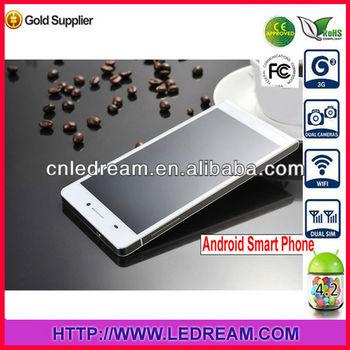 "Unlocked 5.0"" N9500 China smartphone s4 MTK6582 1:1 mobile phone"