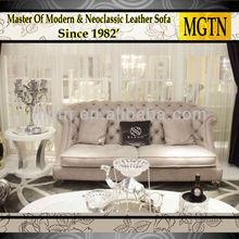 Italian New Designer Items Leather Sofa Antique Furniture JB753