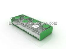green&white fancy wood jewelry display case