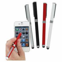 Slim screen touch pen